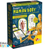 Discover the Human Body Lisciani