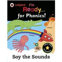 Ladybird I'm Ready for Phonics Says The Sound Book