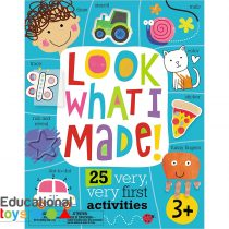 Look What I Made! Activity Book
