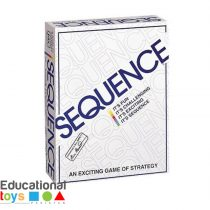 Sequence Strategy Board Game