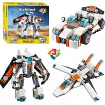 Architect Future Flyers Model 3 – 237 Pieces (3115)