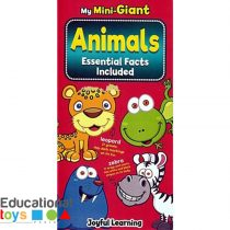 Animal - Essential Facts Included (Board Book)