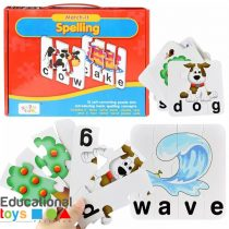 Match-it Spelling - 12 Puzzles box